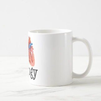 I Liebe-Biologie Kaffeetasse