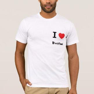 I Liebe Blackpool T-Shirt