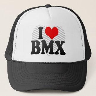 I Liebe BMX Truckerkappe