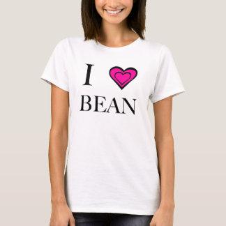I Liebe-Bohne! T-Shirt