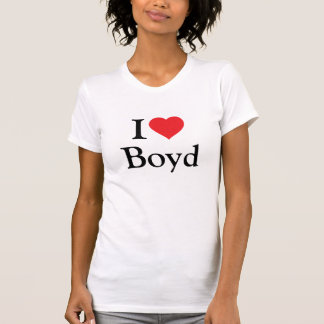 I Liebe Boyd T-Shirt