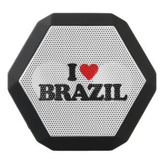 I LIEBE BRASILIEN SCHWARZE BLUETOOTH LAUTSPRECHER