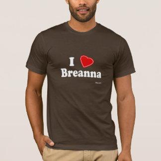 I Liebe Breanna T-Shirt