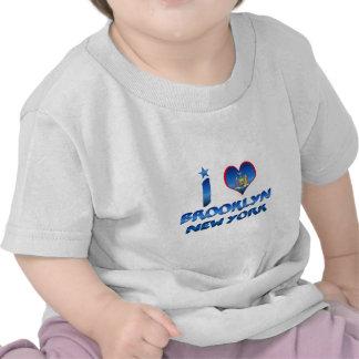I Liebe Brooklyn, New York Hemd