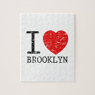 I Liebe Brooklyn Puzzle