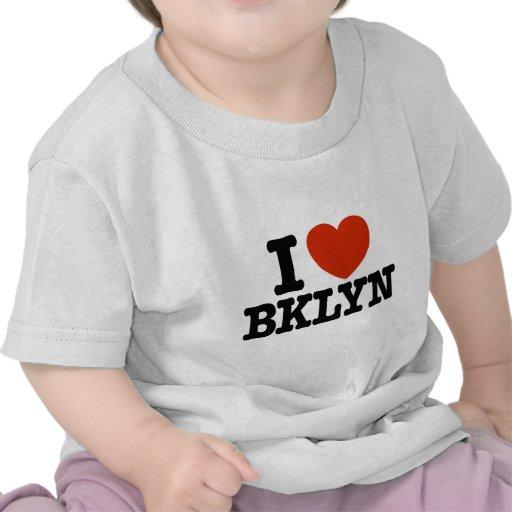 I Liebe Brooklyn Shirt