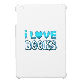 I Liebe-Bücher iPad Mini Hülle
