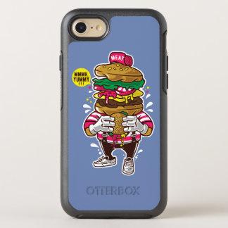 I Liebe-Burger Otterbox Telefon-Kasten OtterBox Symmetry iPhone 8/7 Hülle