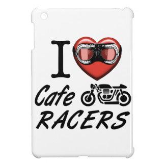I Liebe-CaféRacers iPad Mini Hülle