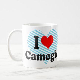 I Liebe Camogie Kaffeetasse