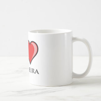 I Liebe Capoeira Kaffeetasse