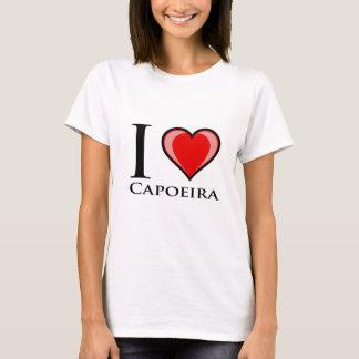 I Liebe Capoeira T-Shirt