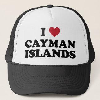 I Liebe Cayman Islands Truckerkappe