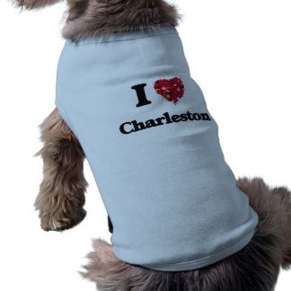 I Liebe Charleston South Carolina Shirt