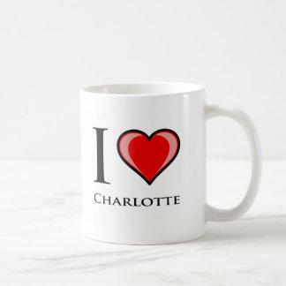 I Liebe Charlotte Kaffeetasse