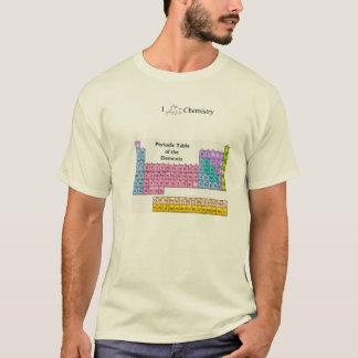 I Liebe-Chemie-T - Shirt