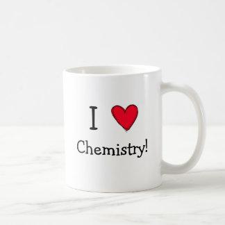 I Liebe-Chemie! Kaffeehaferl