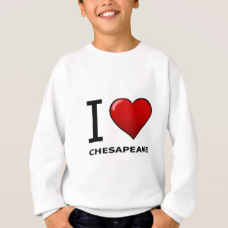 I LIEBE-CHESAPEAKE, VA - VIRGINIA SWEATSHIRT