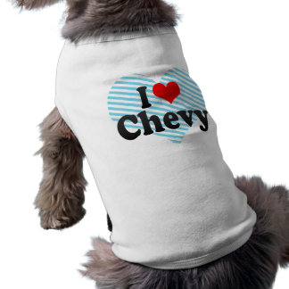 I Liebe Chevy Top