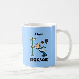 I Liebe Chicago Kaffeetasse