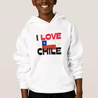 I Liebe-Chile Hoodie