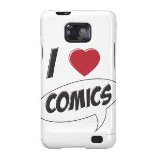 I Liebe-Comicen! *Heart* Samsung Galaxy S2 Hüllen