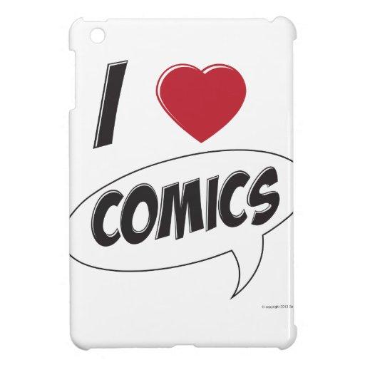 I Liebe-Comicen! *Heart* Etui Fürs iPad Mini