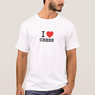 I Liebe CREES T-Shirt