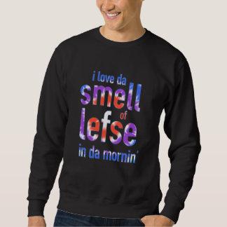 I Liebe-DA-Geruch von Lefse in Shirt DA Mornin