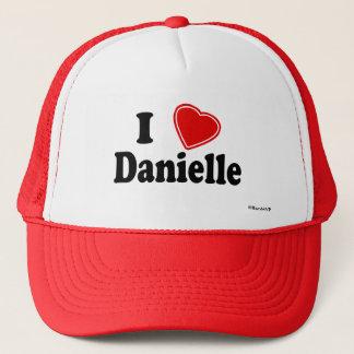 I Liebe Danielle Truckerkappe