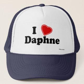 I Liebe Daphne Truckerkappe