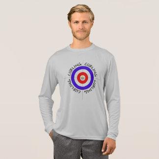I Liebe der Sport des kräuselnShirts T-Shirt