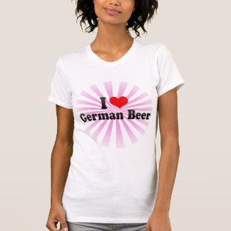 I Liebe-Deutsch-Bier T-Shirt
