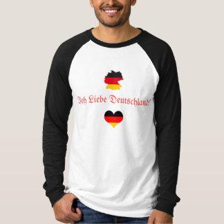 I Liebe Deutschland/Deutschland… T-Shirt