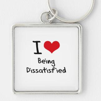 I Liebe, die unzufrieden gemacht wird Schlüsselband