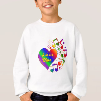 I Liebe-Disco Sweatshirt