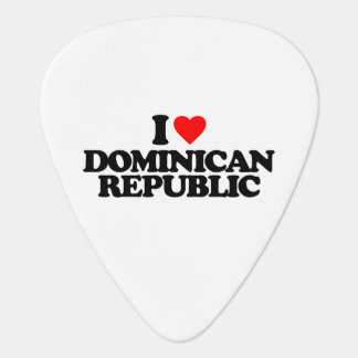 I LIEBE-DOMINIKANISCHE REPUBLIK PLEKTRON