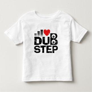 I Liebe Dubstep Kleinkinder T-shirt