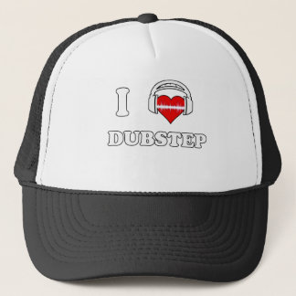 I Liebe Dubstep Truckerkappe