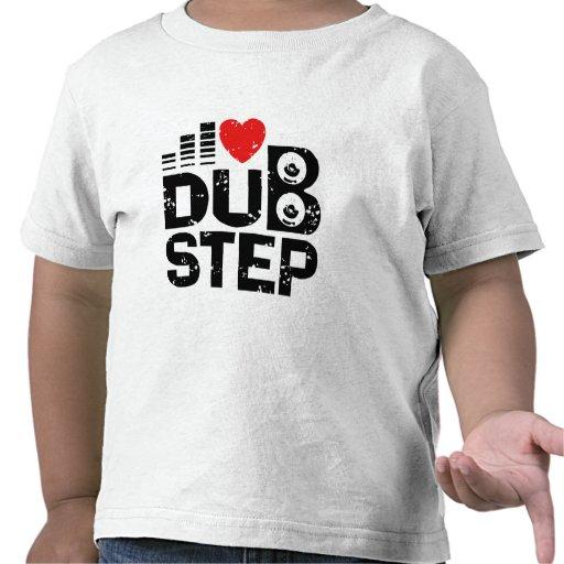 I Liebe Dubstep T Shirt