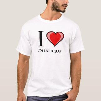 I Liebe Dubuque T-Shirt