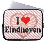 I Liebe Eindhoven, die Niederlande Laptop Computer Schutzhüllen