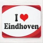 I Liebe Eindhoven, die Niederlande Mauspad