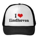 I Liebe Eindhoven, die Niederlande Retrokultkappe