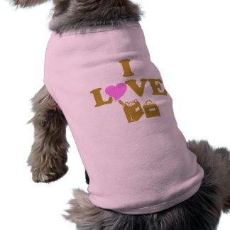 I Liebe-Einkauf T-Shirt