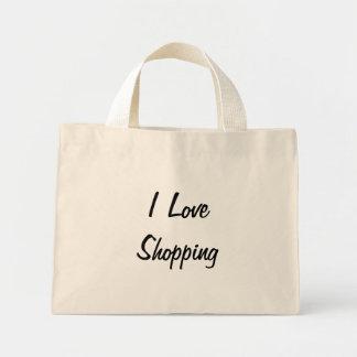 I Liebe-Einkauf Einkaufstasche