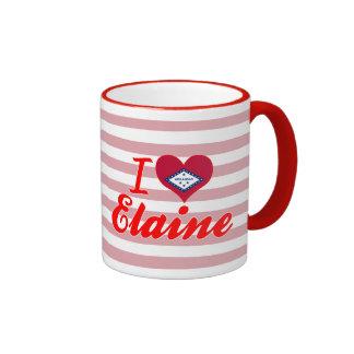 I Liebe Elaine, Arkansas Kaffee Tasse