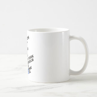 I Liebe-Electro Kaffeetasse
