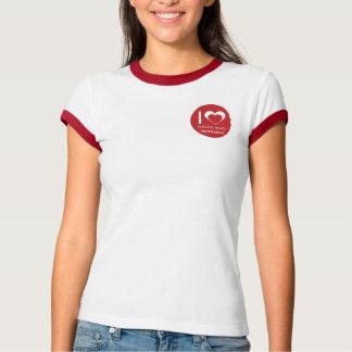 I LIEBE elterlicher Recht-T - Shirt
