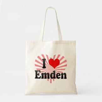 I Liebe Emden, Deutschland Einkaufstasche